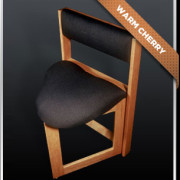 Cherry Guitar Chair