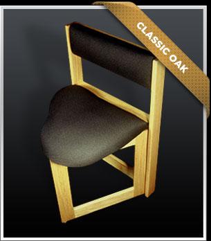 Oak Guitar Chair The Original Guitar Chair